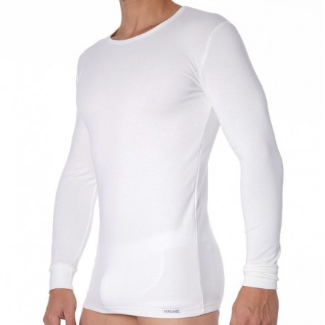 Doreanse Thermal T-Shirt - White
