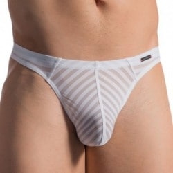 RED 1761 Mini Thong - White