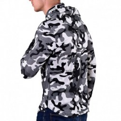 Sweat-Shirt Hoody Camouflage