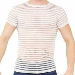 T-Shirt Apollon Blanc
