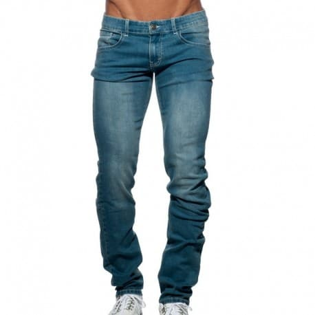 Addicted Pantalon Jeans Basic Indigo