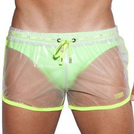 ES Collection Short Transparent Ultralight