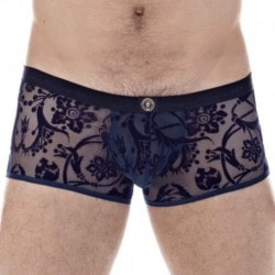 Shorty Hipster Push Up Imperial Bleu