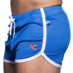 Short Jogger Sports Mesh California Royal