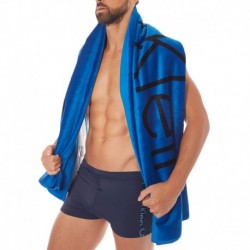 Core Neo Beach Towel - Blue