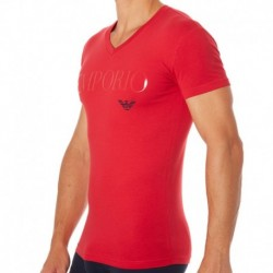 Megalogo T-Shirt - Tango Red