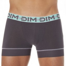 2-Pack 3D Flex Stay & Fit Boxers - Lead Grey - Petrol Blue
