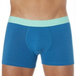 2-Pack Mix and Fun Boxers - Ocean - Green