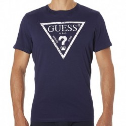 Guess? T-Shirt - Navy