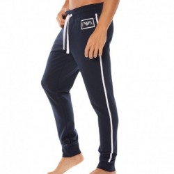 Iconic Terry Pants - Navy