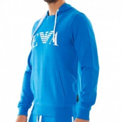 Sweat-Shirt Iconic Terry Bleu Ciel