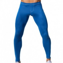 Circuit Legging - Pacific Blue