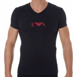 Monogram T-Shirt - Black