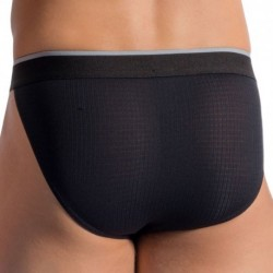 RED 1766 Rio Tanga Brief - Black