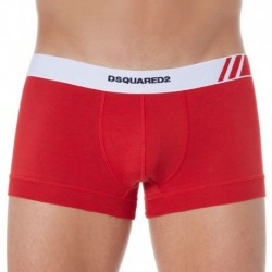 179 Cotton Boxer - Red