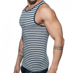 Sailor Tank Top - Sailor - Navy