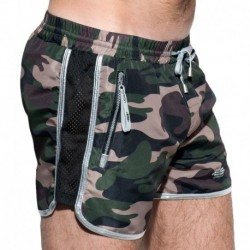 Marvin Swim Short - Camouflage