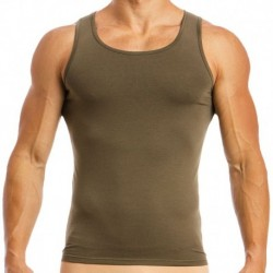 Basics Tank Top - Khaki
