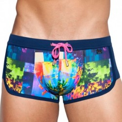 Walter Glitch Swim Boxer