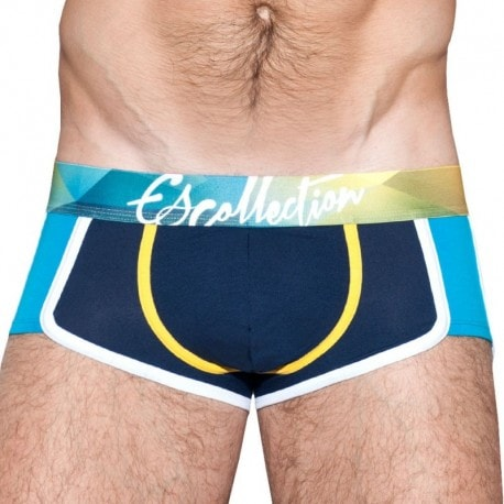 ES Collection Boxer Prismas Waistband Marine