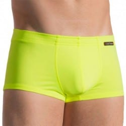 BLU 1658 Sunpants Swim Boxer - Neon Yellow