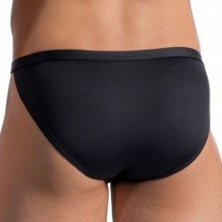 BLU 1658 Beachtanga Swim Brief - Black