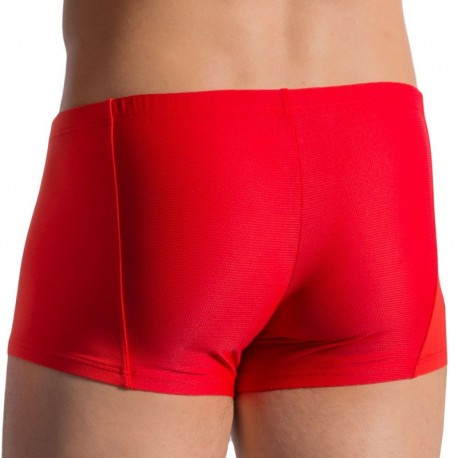 Olaf Benz RED 1764 Mini Pants Boxer - Red Mars