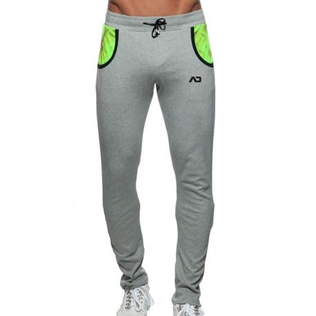 Addicted Pantalon Geoback Gris