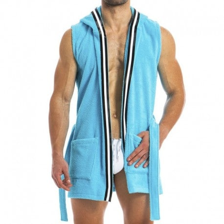 Modus Vivendi Bathrobe - Aqua