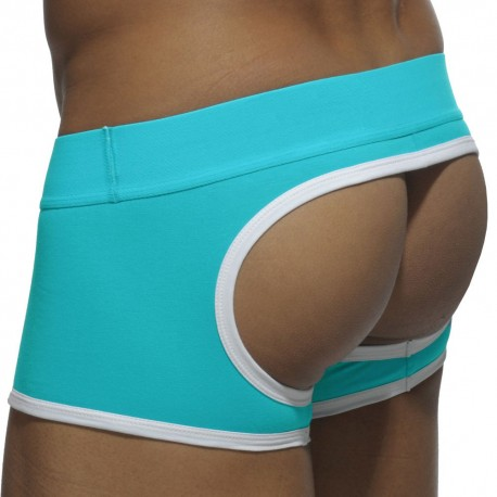 Shorty Empty Bottom Basic Colors Turquoise