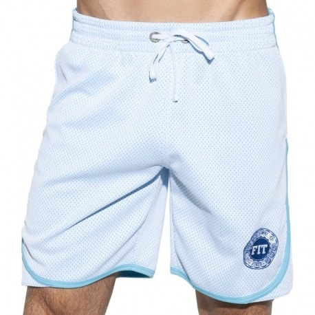ES Collection Rocky Fit Bermuda - White