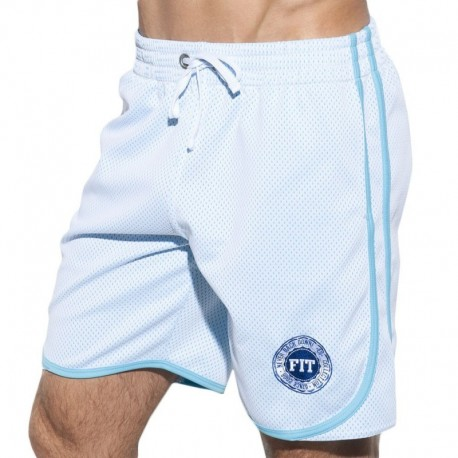 ES Collection Bermuda Rocky Fit Blanc