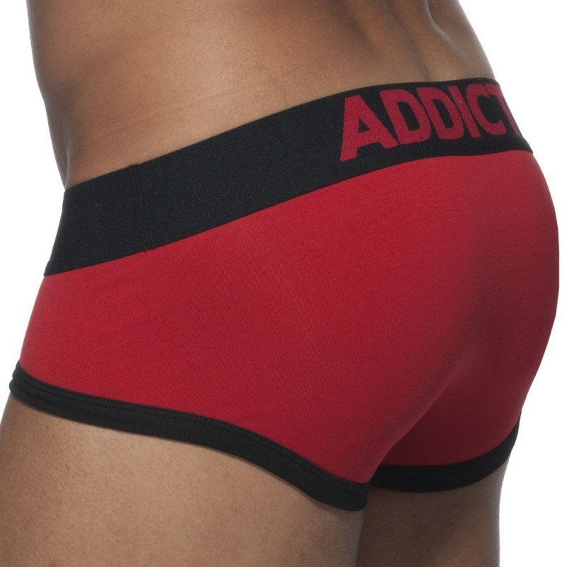 Addicted Slip Basic Colors Rouge - Noir