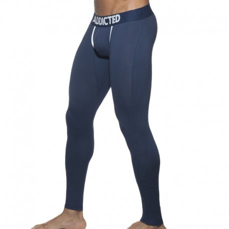 Addicted Long John - Navy