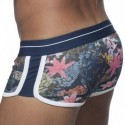 ES Collection Shorty Double Side Flower Marine