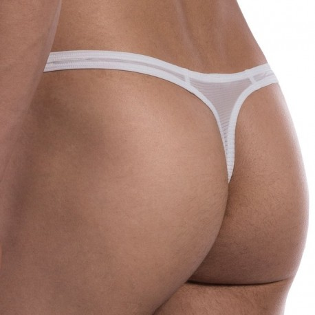 Olaf Benz RED 1201 Rio Thong - White