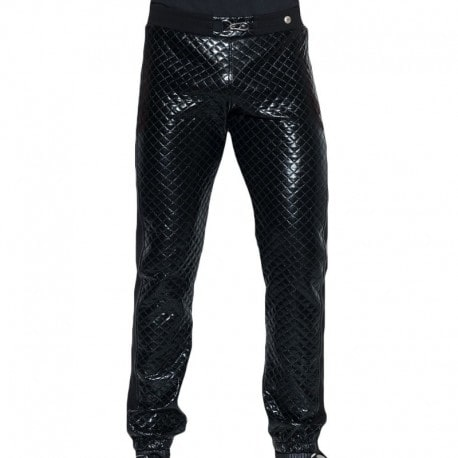 ES Collection Dystopia Long Pants - Black