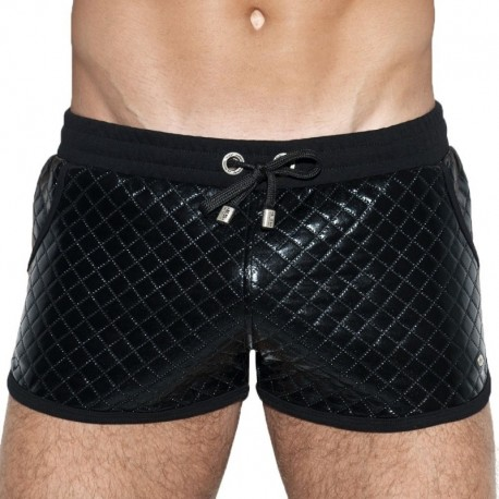 ES Collection Short Mini Rocky Dystopia Noir
