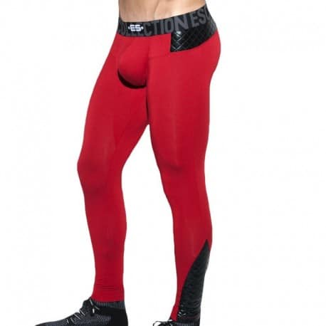 ES Collection Dystopia Long John - Red