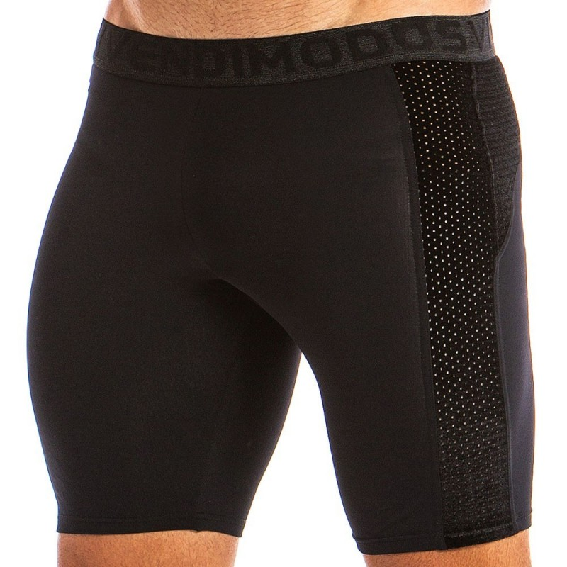 Modus Vivendi Wolf Cycle Short - Black